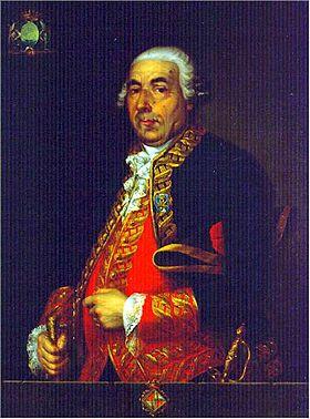 Retrato Antonio Barceló Museo Naval
