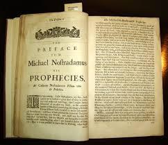 profecias nostradamus