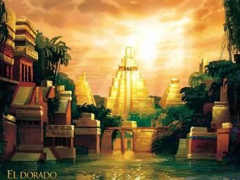 el dorado paraíso perdido