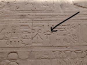 ovni jeroglifico