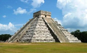 pirámide maya Chichen Itza