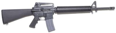 ametralladora M16