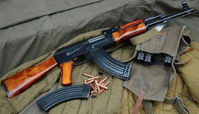 rifle ak-47
