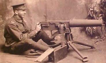 ametralladora Vickers