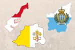mini estados europa