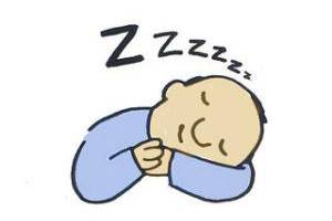 durmiendo la siesta