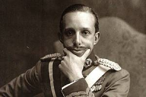 Rey Alfonso XIII oficina pro cautivos