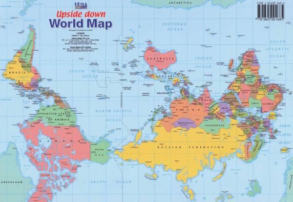 mapa invertido