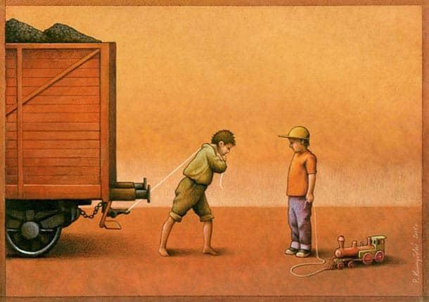 Satirical-Illustrations-by-Pawel-Kuczynski-5