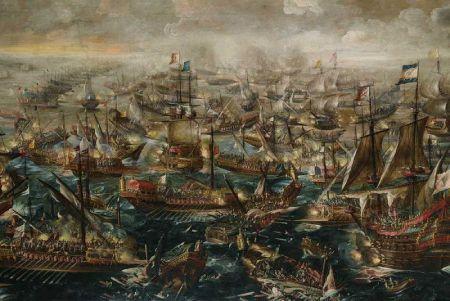 Batalla de Lepanto