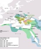 mapa imperio otomano 1683