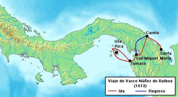 Balboa_Voyage_1513
