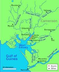 golfo de Guinea