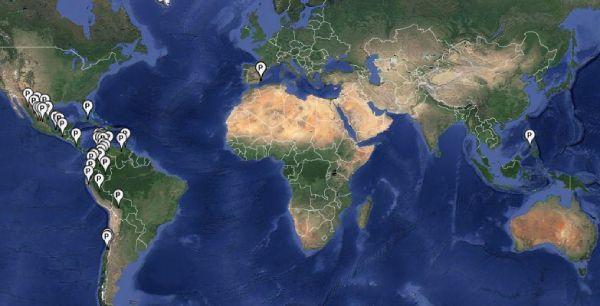 lugares del mundo llamados cartagena