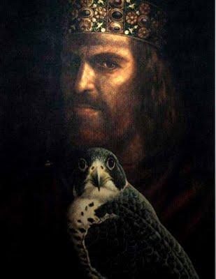 Retrato de Federico II