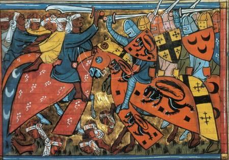 cruzados medievales
