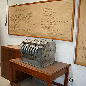 El aritmómetro