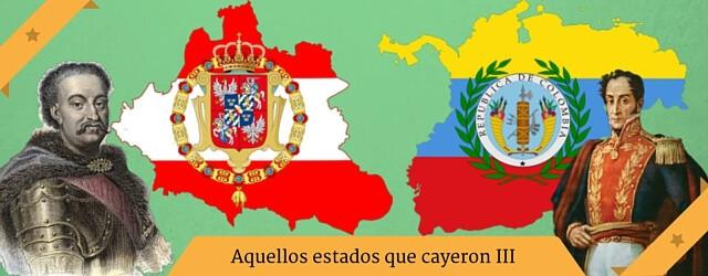 gran colombia y polonia-lituania