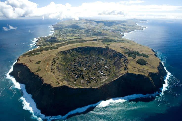 Isla Pascua foto