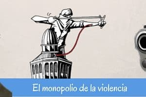 Monopolio de la violencia