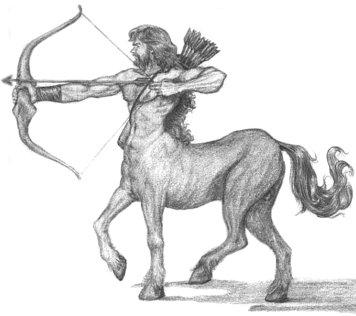hombre equino centauro