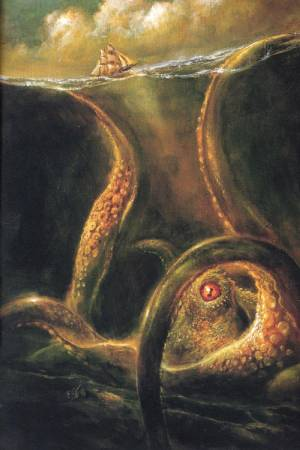 Pulpo Kraken