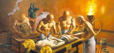 proceso momificación