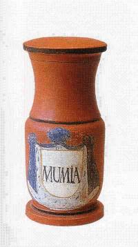 momia curativa