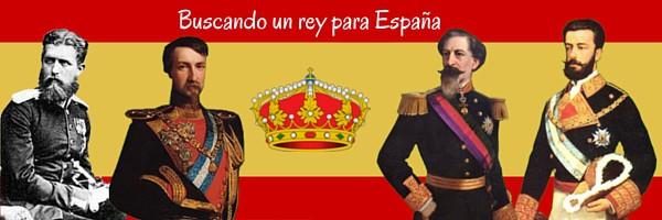 rey españa 1870