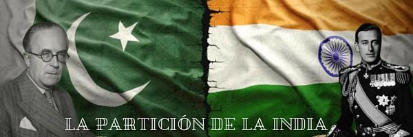 india particion