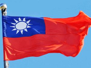bandera Taiwán