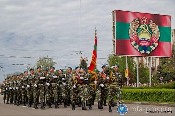 Transnistria ejercito
