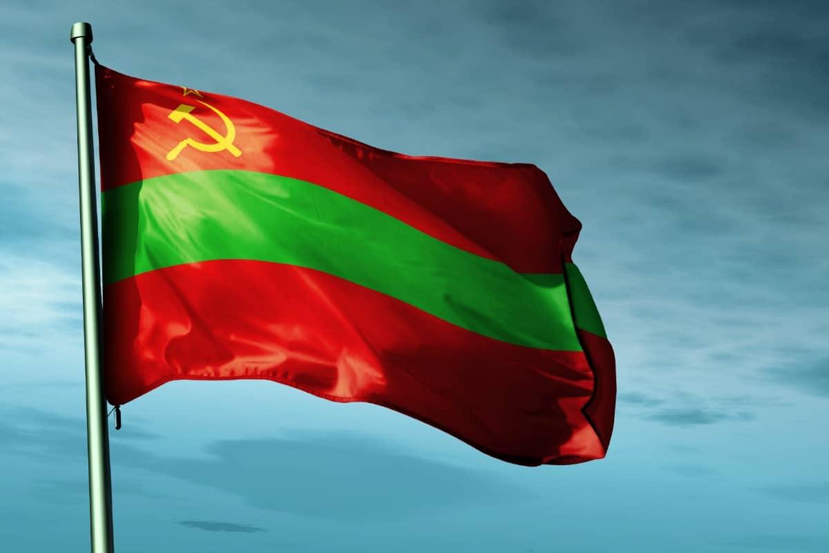 Bandera transnistria