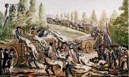 Víctimas terror revolución francesa