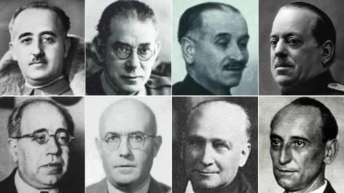 españoles famosos siglo xx