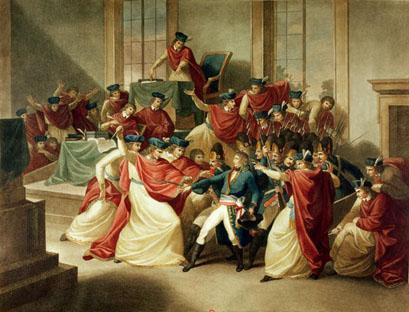Napoleón 18 brumario