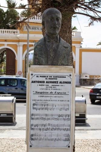 Antonio alvarez cartagena