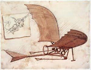 Da Vinci avión