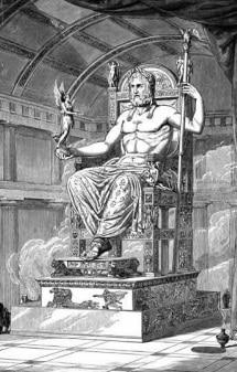 Estatua Zeus