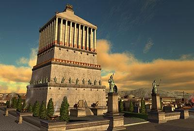 Mausoleo Halicarnaso