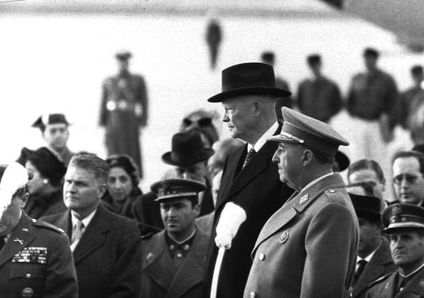 Franco Eisenhower