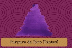 purpura de tiro tinte