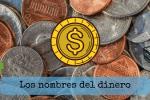 Etimologia dinero