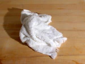 Tirar la toalla