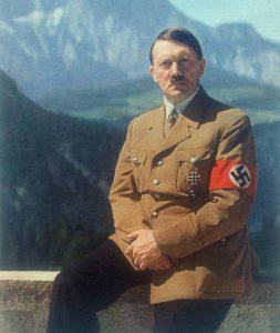Hitler suicide