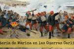 Infanteria de marina guerras carlistas
