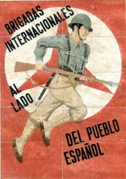 cartel brigadas internacionales