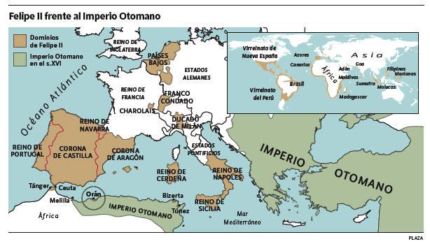 Oran española