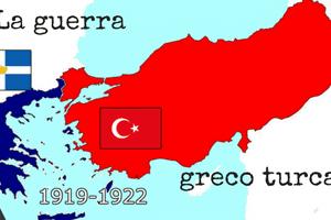 Guerra greco turca