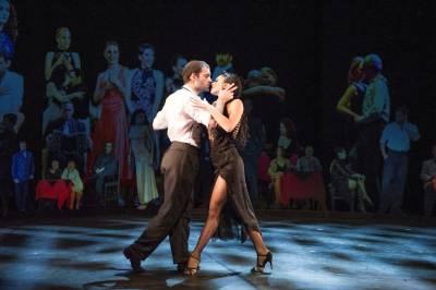 bailadores de tango Contar milongas
